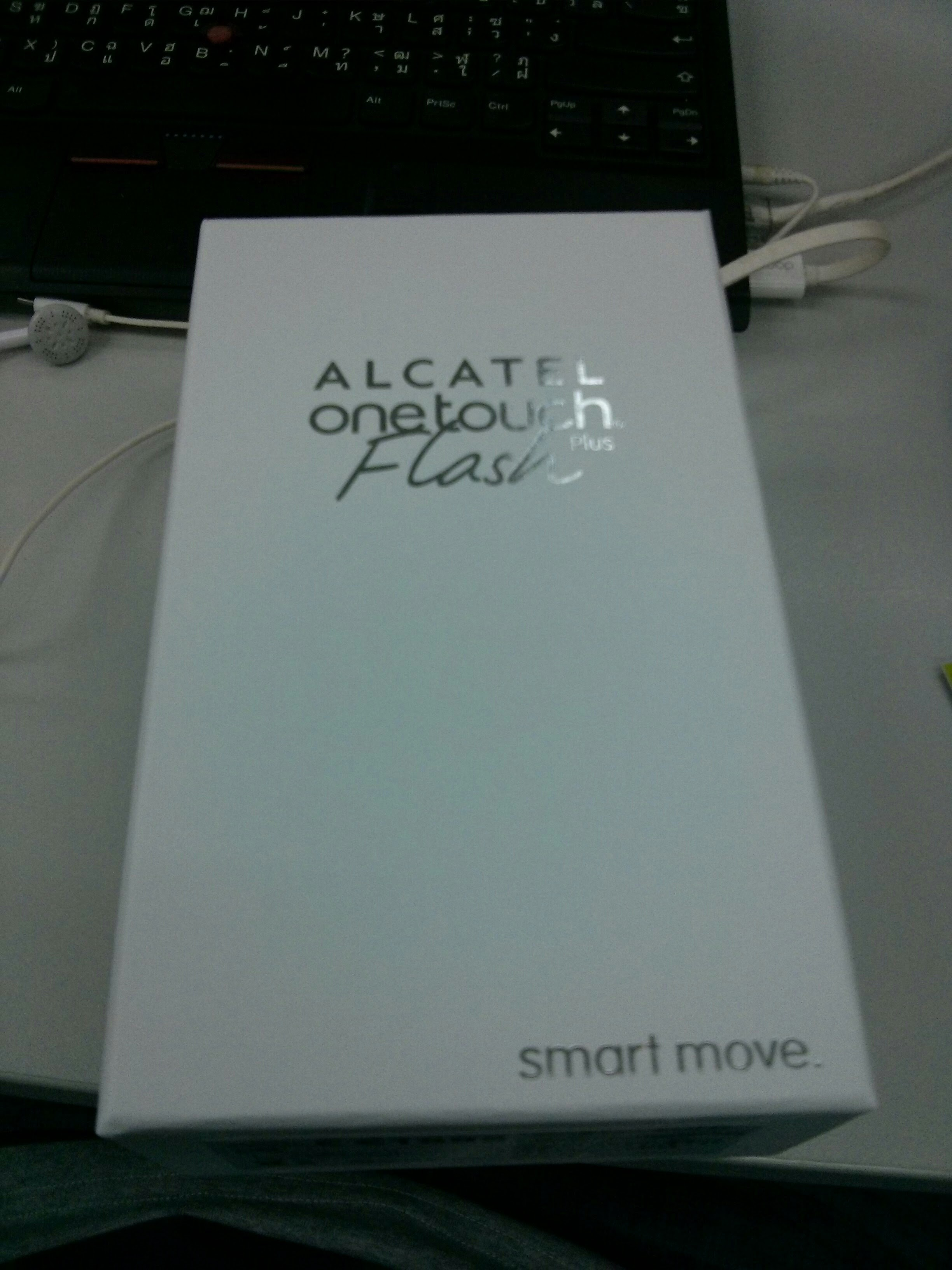 Alcatel OneTouch Flash Plus Stock ROM • San Maharjan